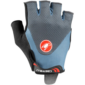 Castelli Arenberg Gel 2 Guantes, dark steel blue/light steel blue